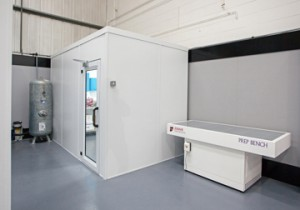 Paint Mixing Room Ventilation Requirements
