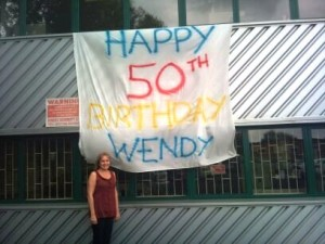 Wendy 50th