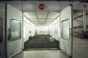 Junair Spraybooths
