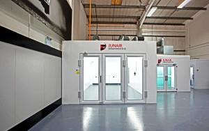 Junair Spray Booths | Spray Booth Technology