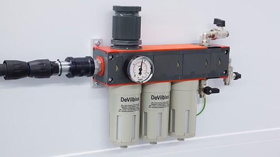 Automotive Optional Spraybooth Equipment