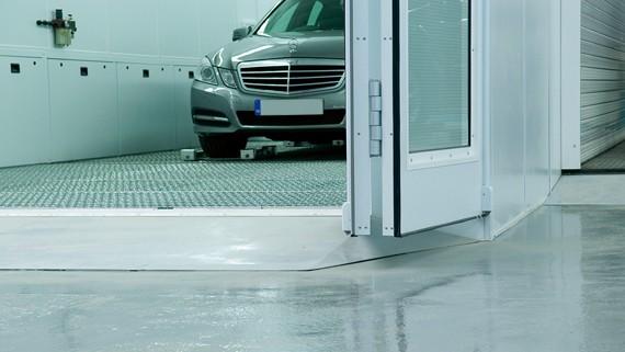 evac and levac floor designs