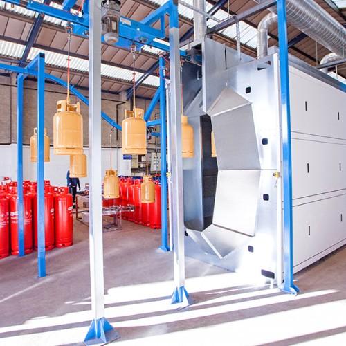 Industrial Spray Booth Curing Ovens Junair Spraybooths