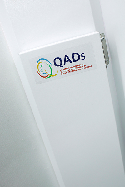 Spray Booth Qads Auxiliary Air Movement System