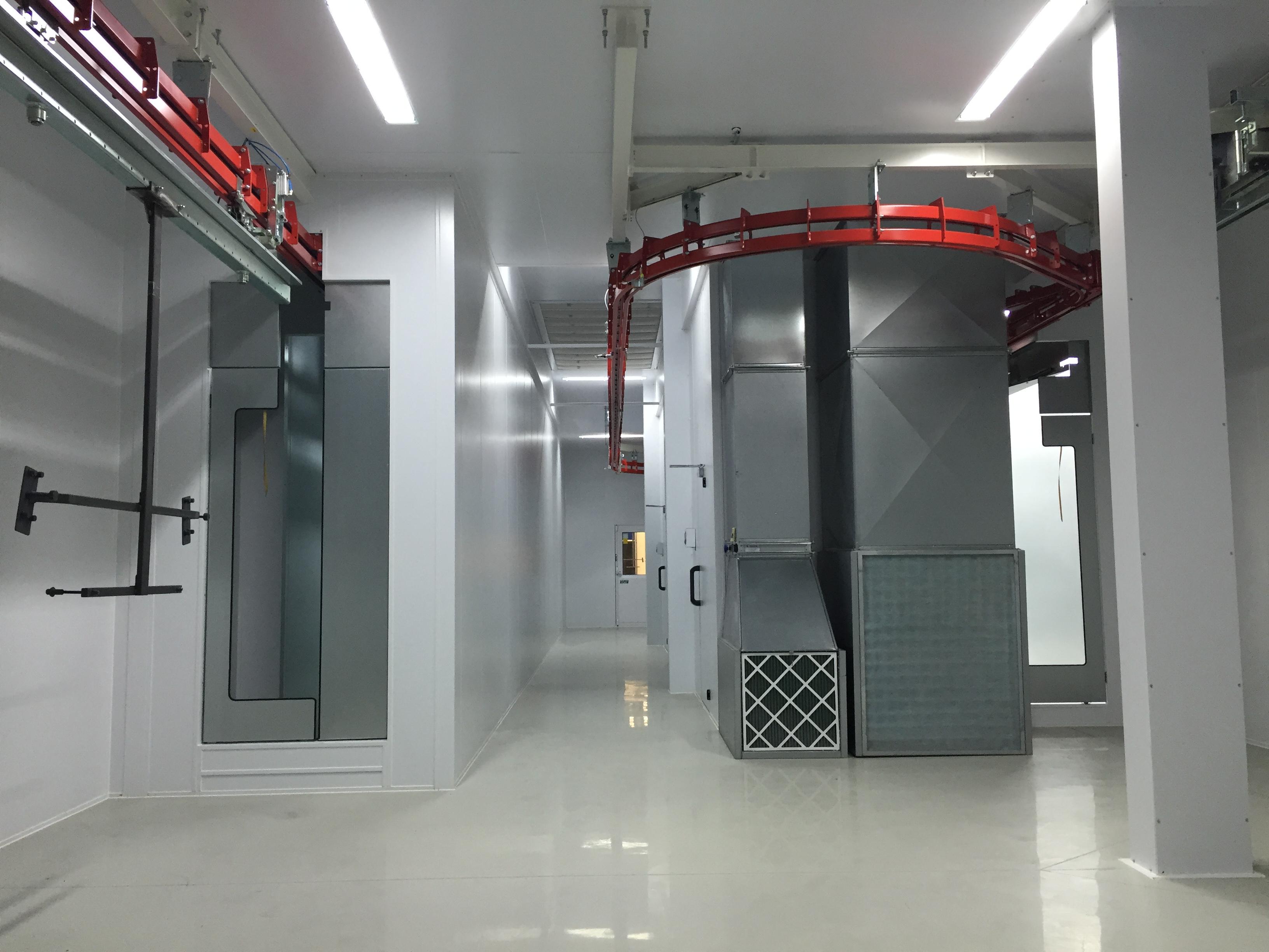 Floor Amp Overhead Conveyor Systems For Industrial Applications
