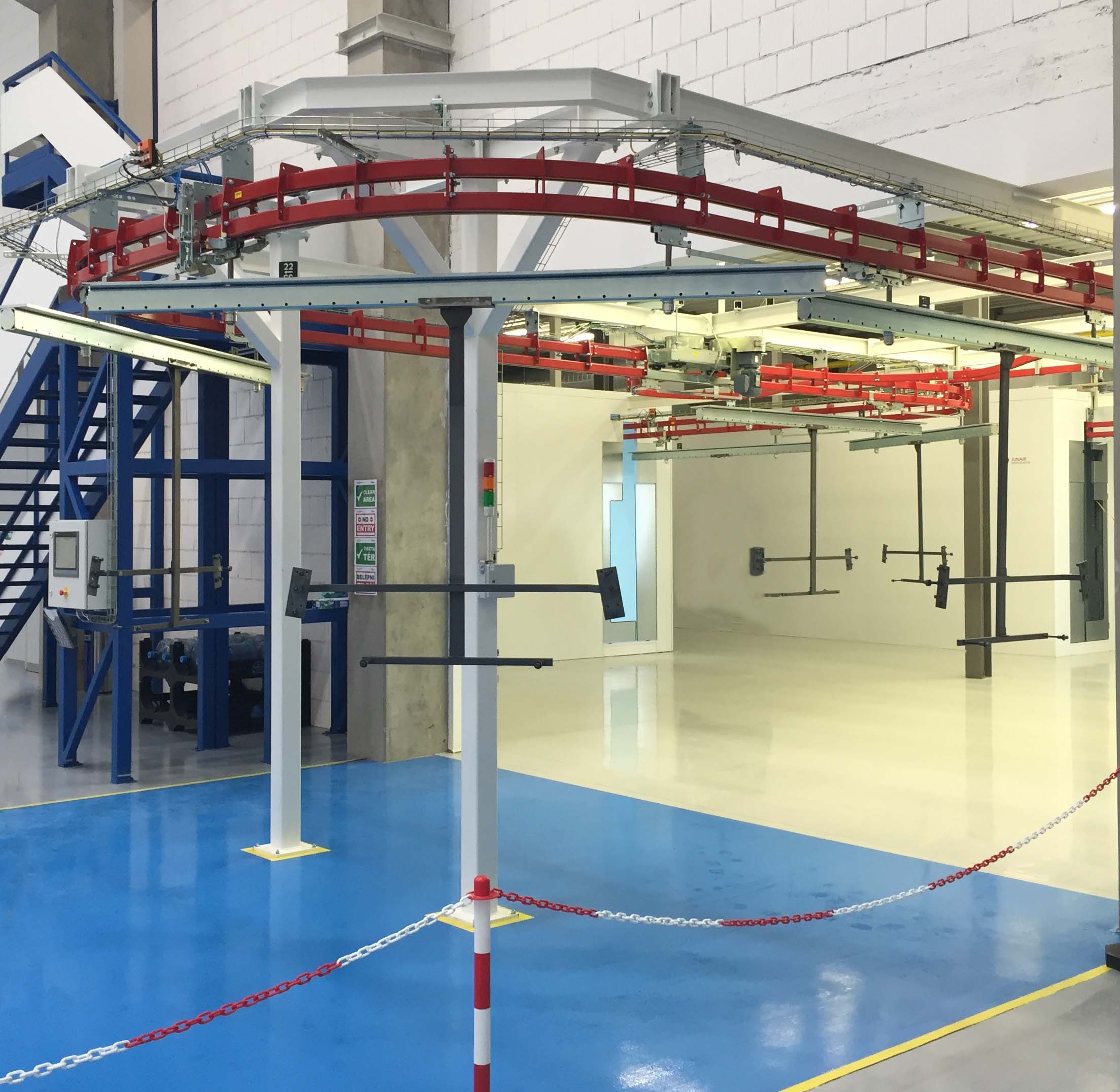 State Of The Art Manufacturing Plant For Magna Hartlip