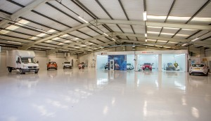 New Junair MultiBooth at Fix Auto Rochdale