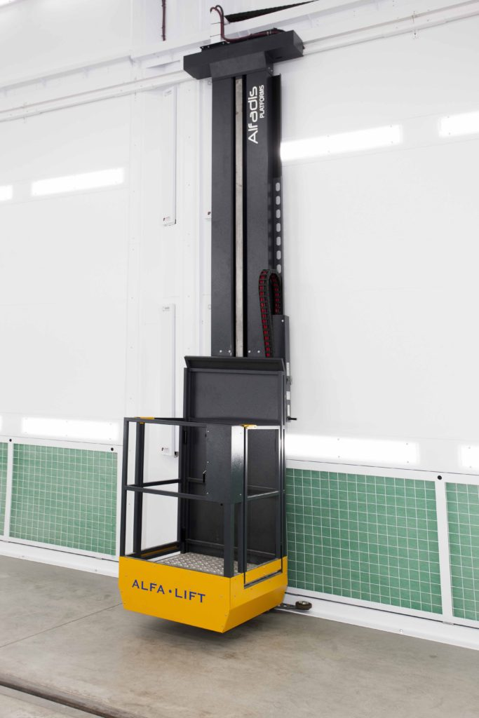 Hydraulic and Pneumatic Access Lifts